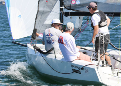 HISC Corporate Keelboat Sailing RS21
