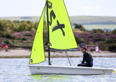 HISC Corporate Sailing RS Zest