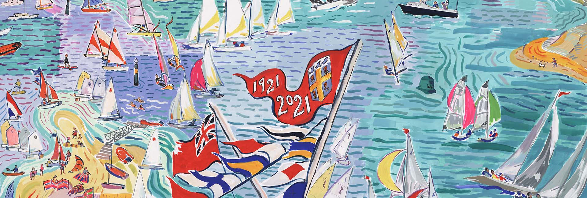 Hayling Island Sailing Club Centenary